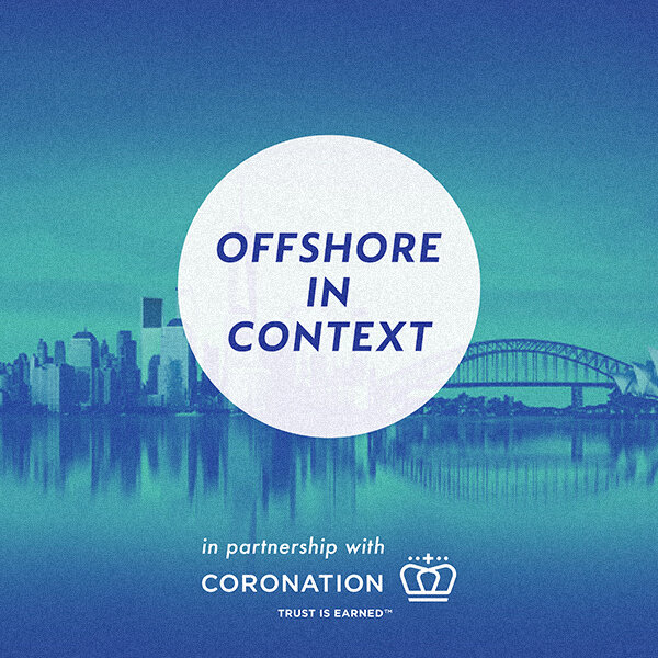 Now that you have offshore in context, it's time to start investing