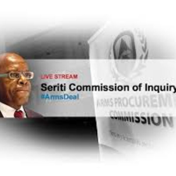 What is the Seriti Commission?