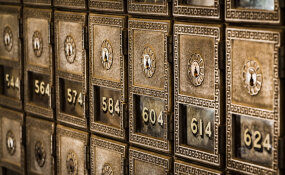 Out with the secure solution banks phasing out safety deposit boxes