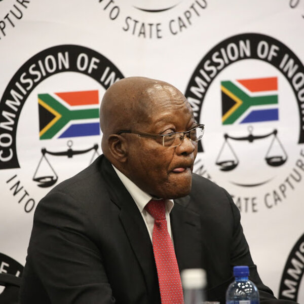 State Capture Day 1 of Zuma's testimony
