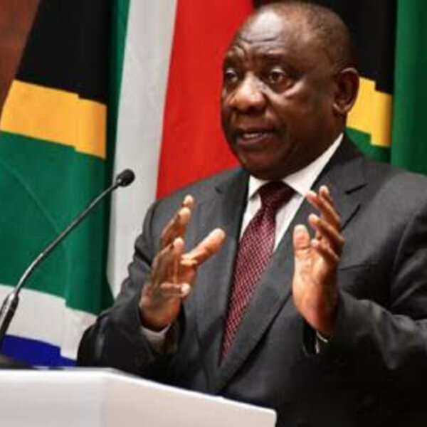 Ramaphosa envoys and ditching UN general assembly meeting