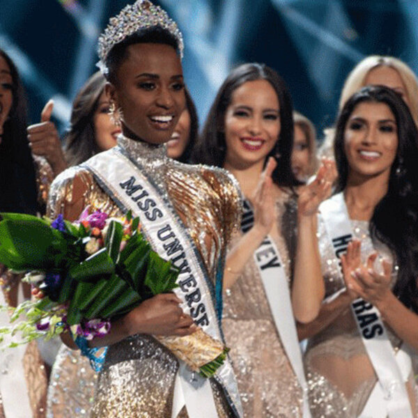 Miss Universe: They were all-out cheering for South Africa