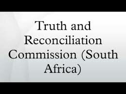 After the Truth and Reconciliation Commission