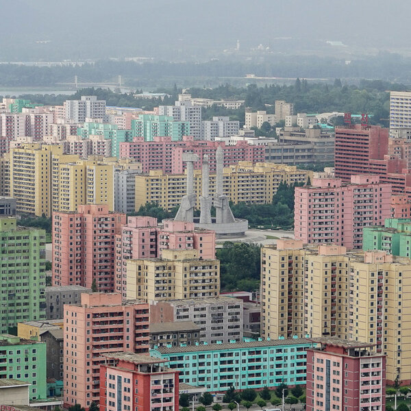 Travel Tuesday: Pyongyang