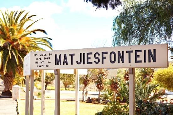 Small Dorpie Review: Matjiesfontein