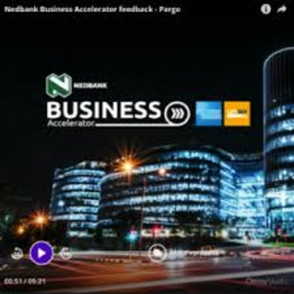Nedbank Business Accelerator feedback week - Bridgiot