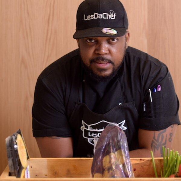 Profile: Chef Lesego Semenya