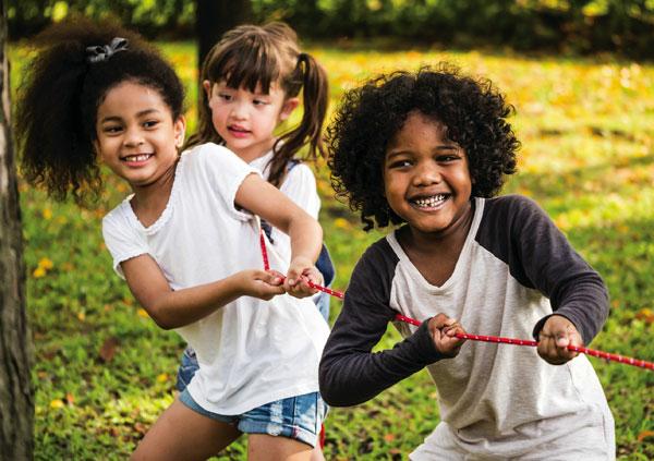 Establishing good nutritional habits for our kids
