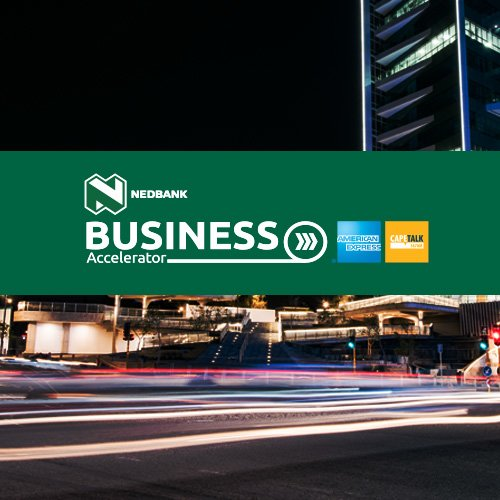 Nedbank Business Accelerator Feedback Week - Rickard Air Diffusion