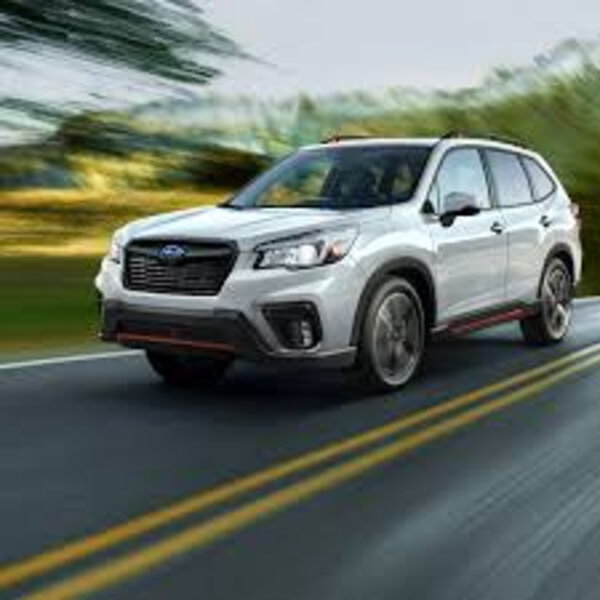 Car review: Ferrari Hybrid and Subaru Forrester