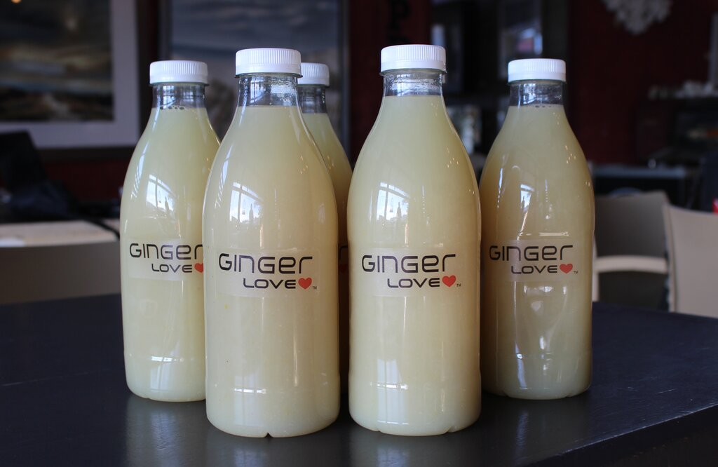 A labour of love: Ginger Love Elixir