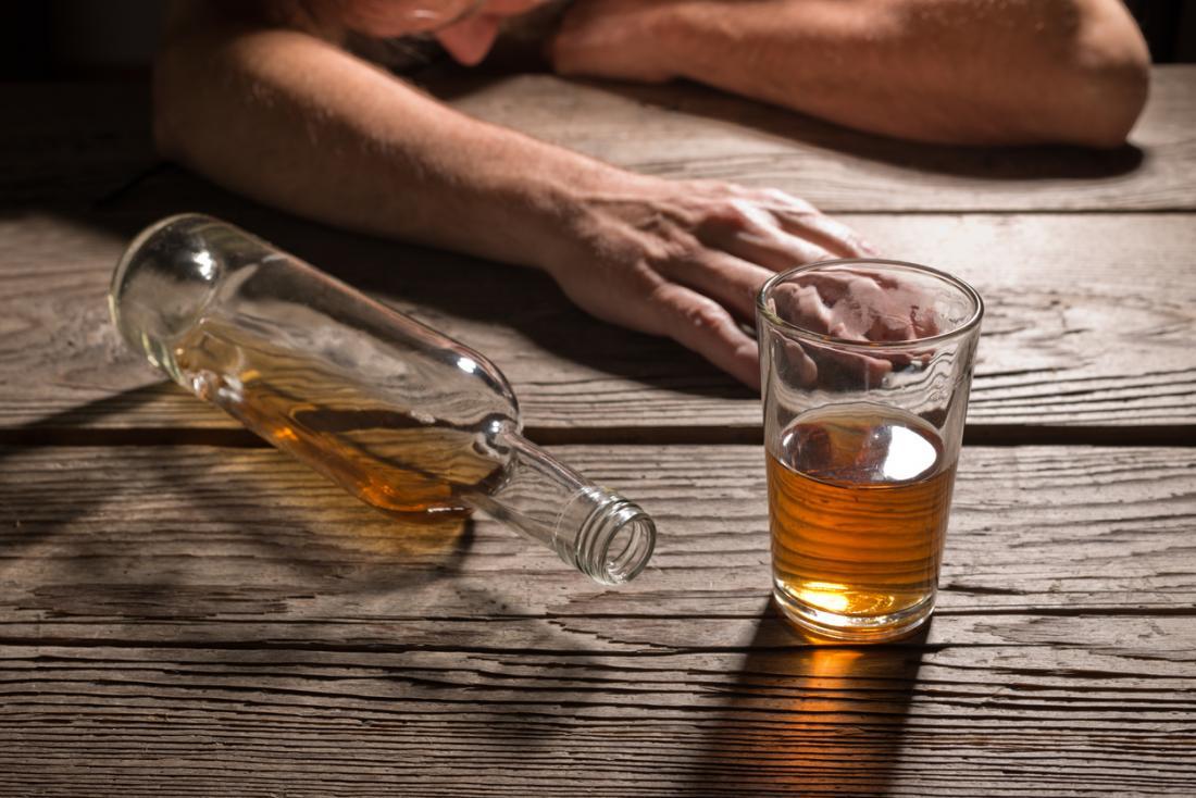 Alcoholism as a mental illness.