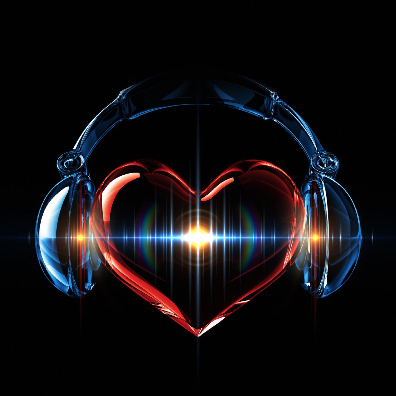 In conversation through music.