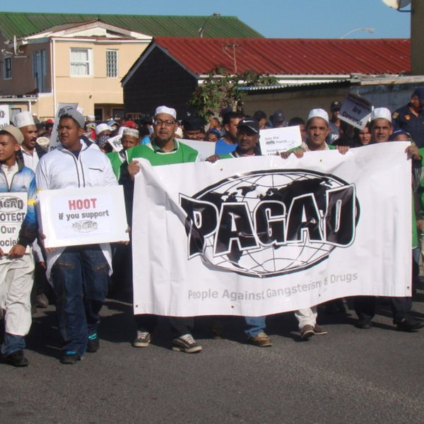 PAGAD: People Against Gangsterism And Drugs