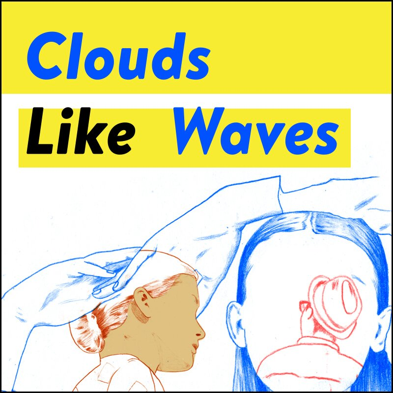 Taking clouds like waves to NY winter Festival