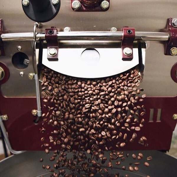 Solar Roasted Coffee Beans