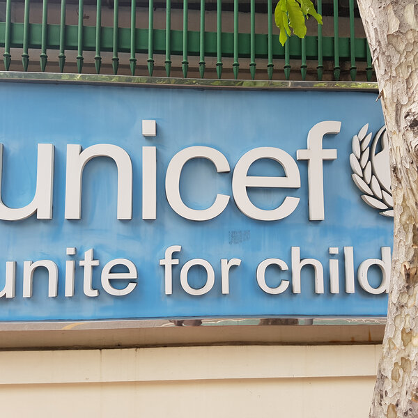 Unicef's work in Africa