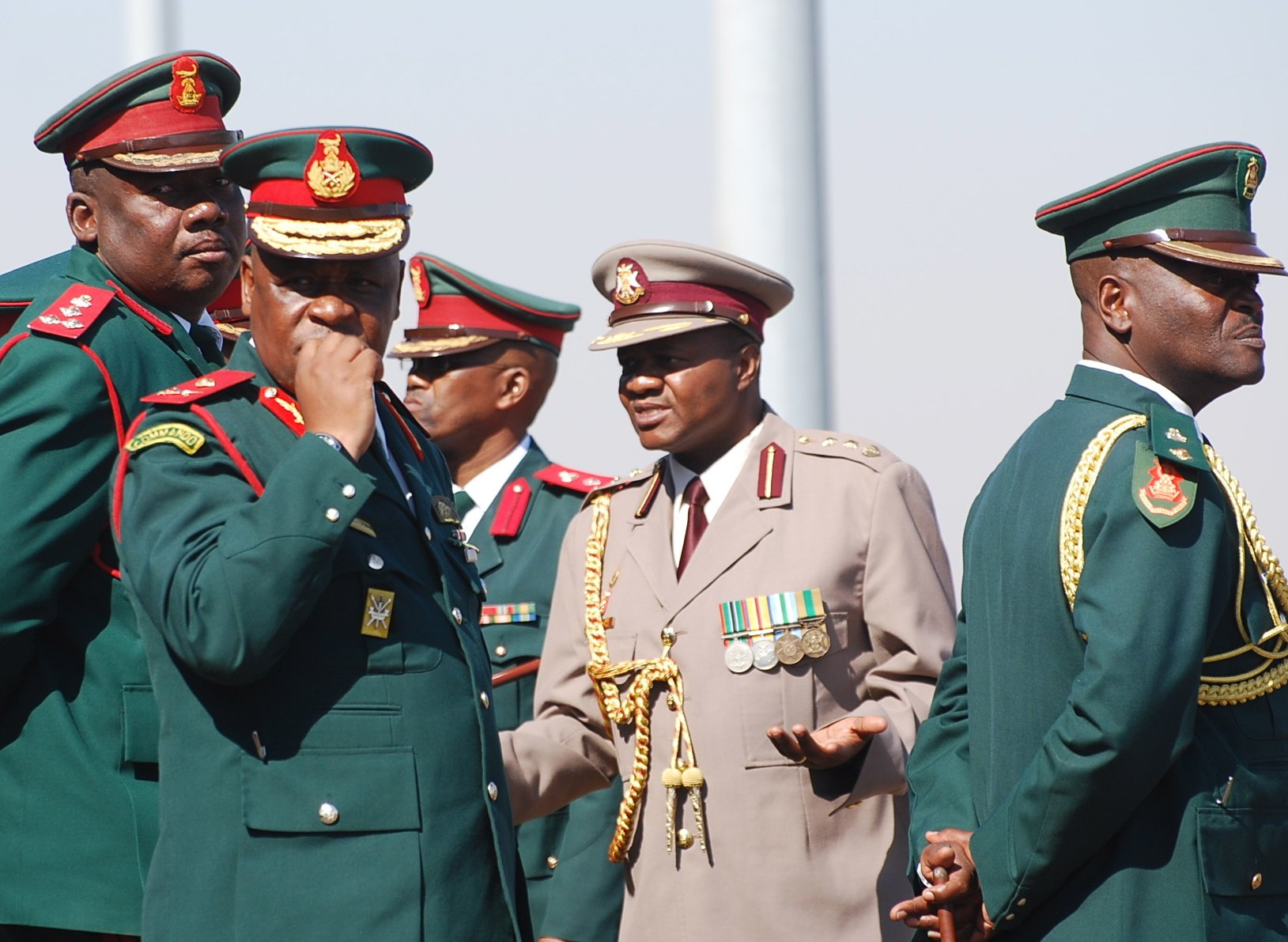 Should Lesotho Abandon its Army