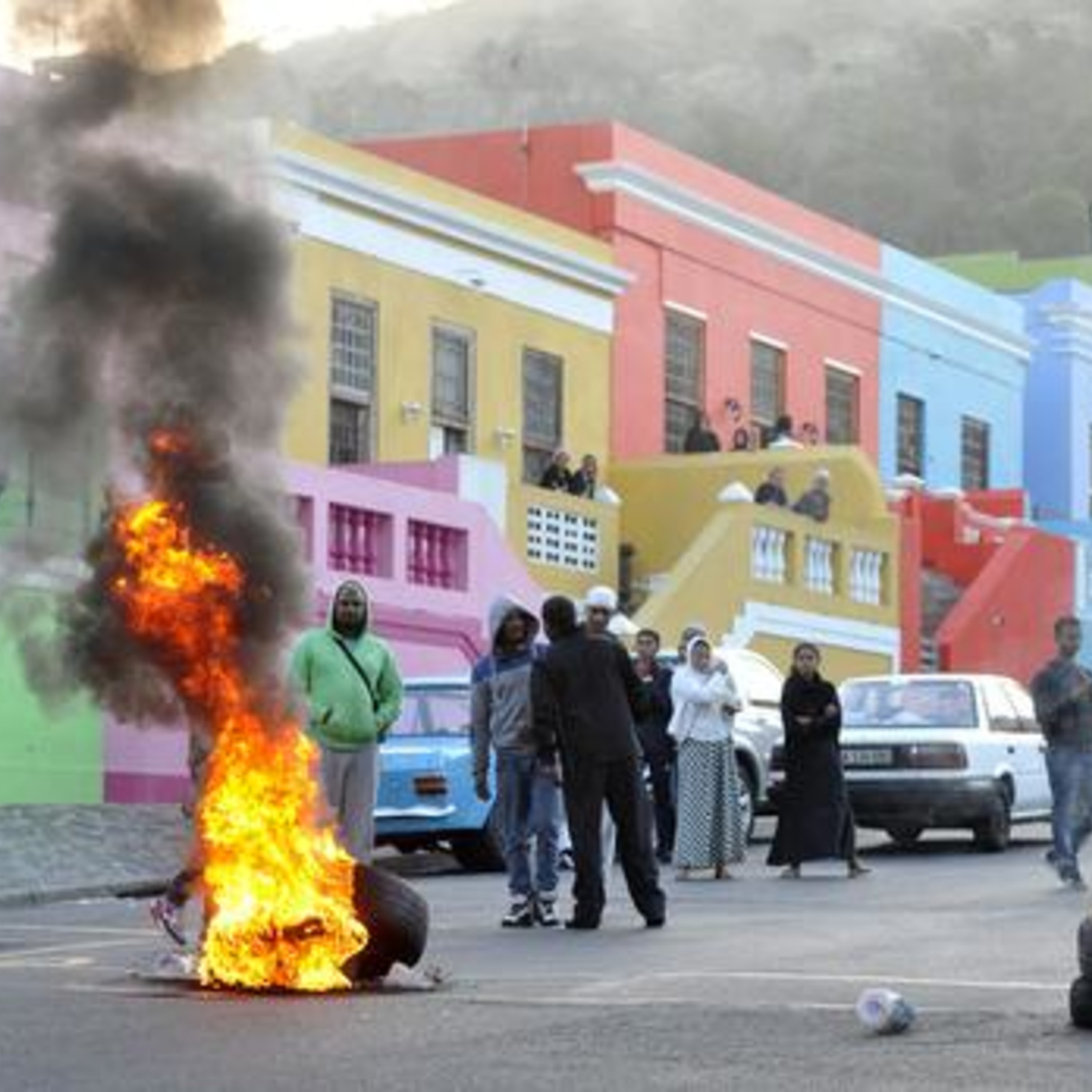 What's happening in Bokaap?