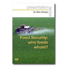 Food security and nutrition