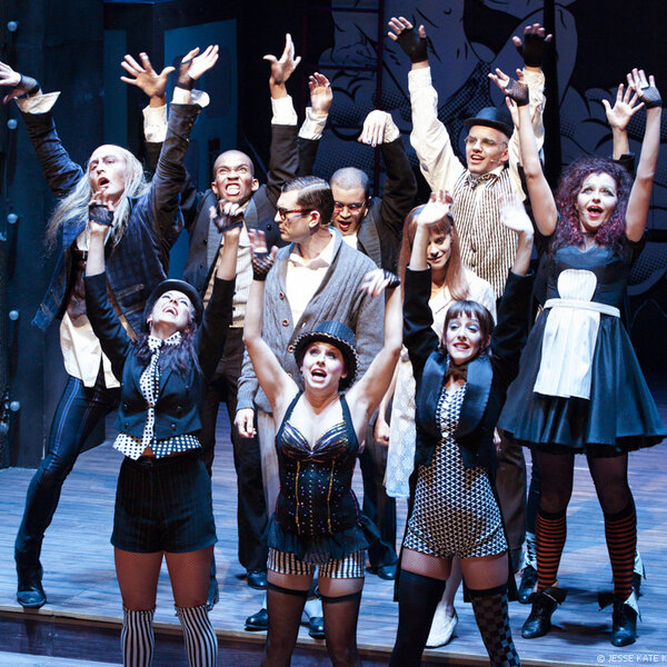 Rocky Horror Picture Show at the Artscape, Belinda Davids Whitney Houston Show