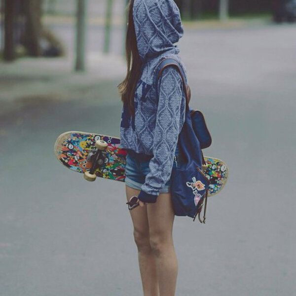 Promoting women's Skateboarding in South Africa