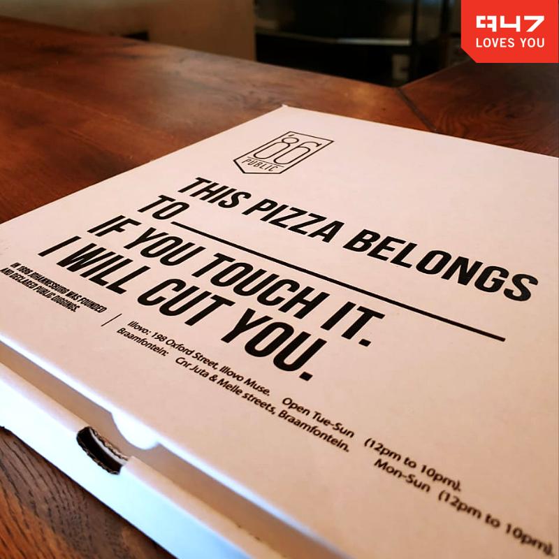 86 Public Pizzeria should be your next pizza stop #947JoburgGems