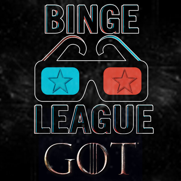 The penultimate episode of Game of Thrones... #BingeLeague