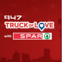 Ayanda MVP visits CLAW and took the 947 Truck Of Love with SPAR with them!