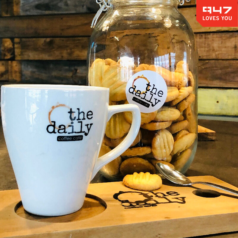 The Daily Coffee Café is the coziest spot this WInter #947JoburgGems