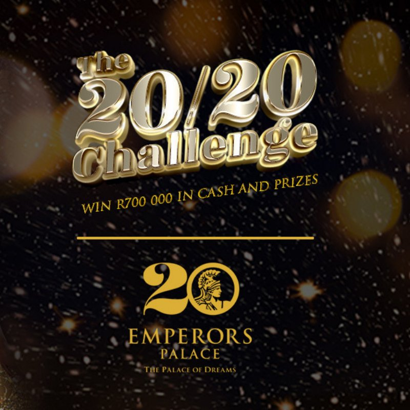 This montage is worth R15,000! Enter the 20/20 Challenge NOW!