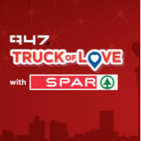 The 947 Truck of Love with SPAR went to the Soweto Home for the Aged