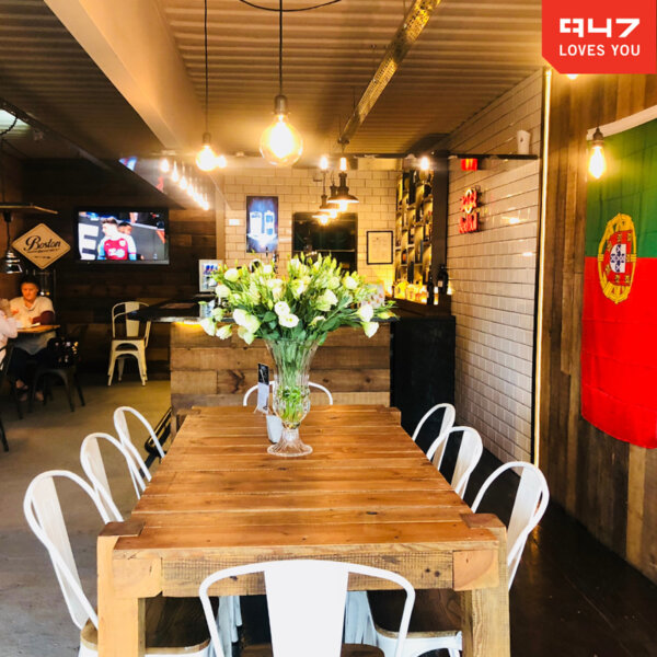 The #947Crew has given Reserved Café a definite 947 Joburg Gem stamp of approval!