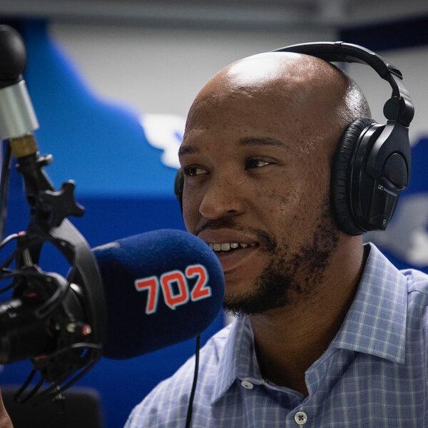 Aaron Mokoena, former Bafana Bafana player