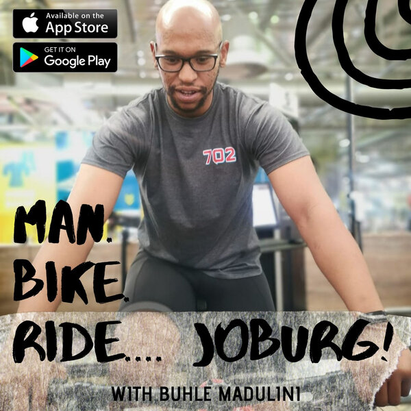 Man. Bike. Ride... Joburg: Top tips for getting started
