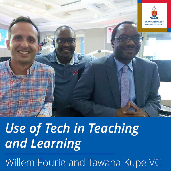 Use of new technology in teaching and learning
