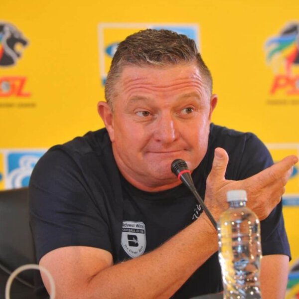 Gavin Hunt: The more you play in Africa, the more it matures the players