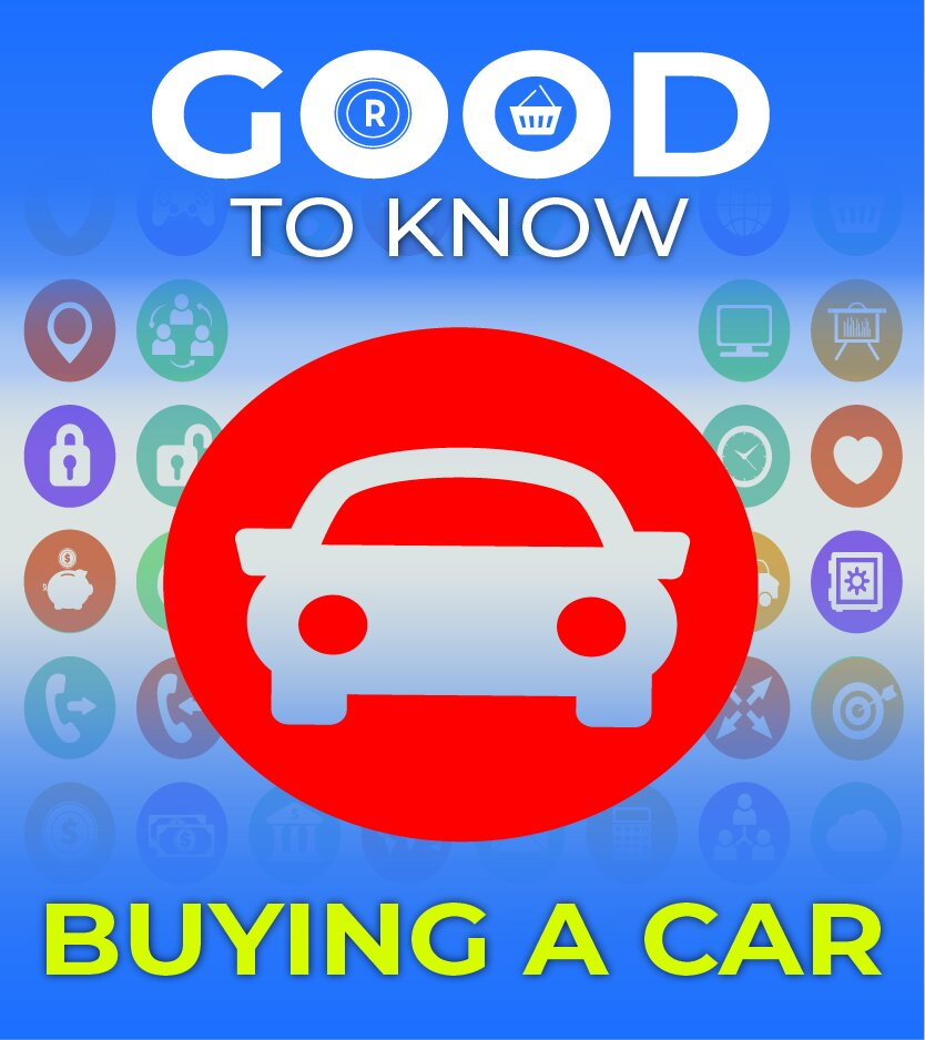 This is Good to Know when buying a car