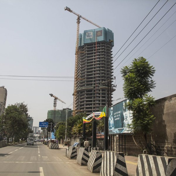 A million people are waiting for housing in Addis Ababa'