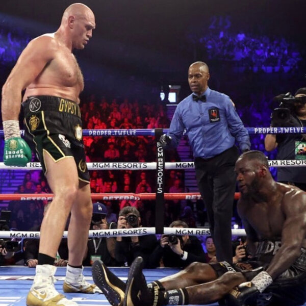 Peter Leopeng analyses the Tyson Fury VS Deontay Wilder fight