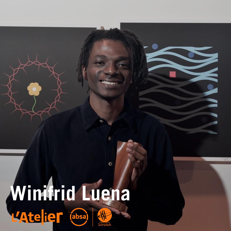Meet Absa L'Atelier winner Winifrid Luena