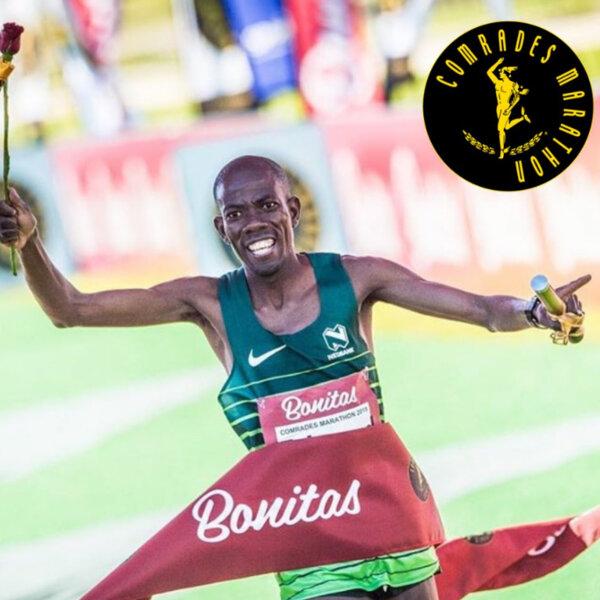 Edward Mothibi: I never thought I would win the Comrades Marathon