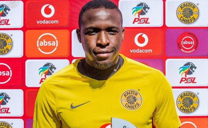 George Maluleka: I'm happy at Kaizer Chiefs,