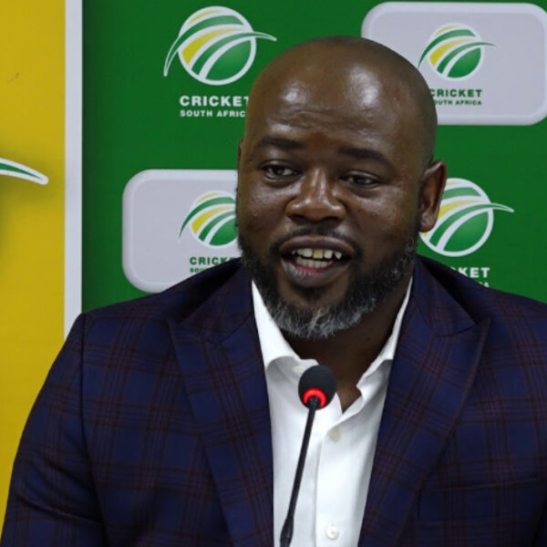 Thabang Moroe details plans for MSL, Cricket SA