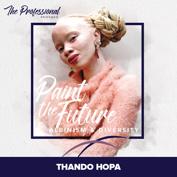 Thando Hopa: The international model redefining beauty