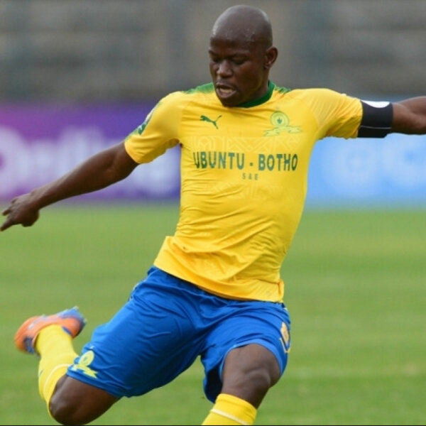 Hlompho Kekana: We have a responsibility to play for the badge