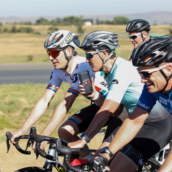 The Coffee Stop interviews Daryl Impey on The Twitter Ride