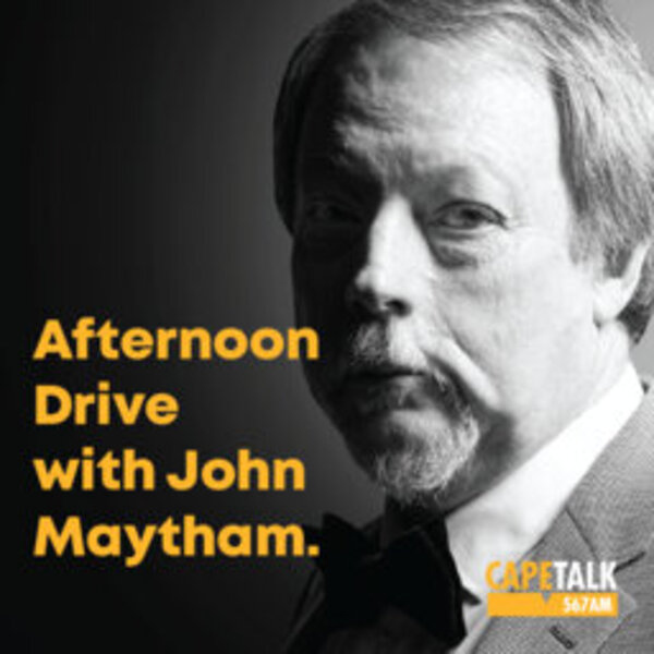 #RadioReading with John Maytham: Poems