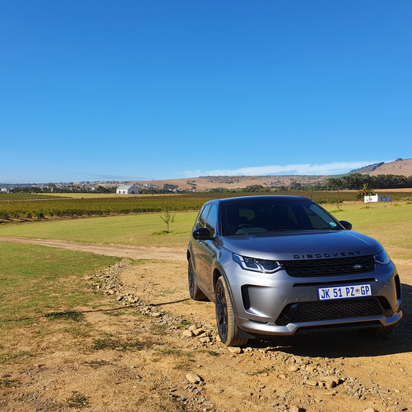 Cars with Juliet McGuire: Land Rover Discovery Sport
