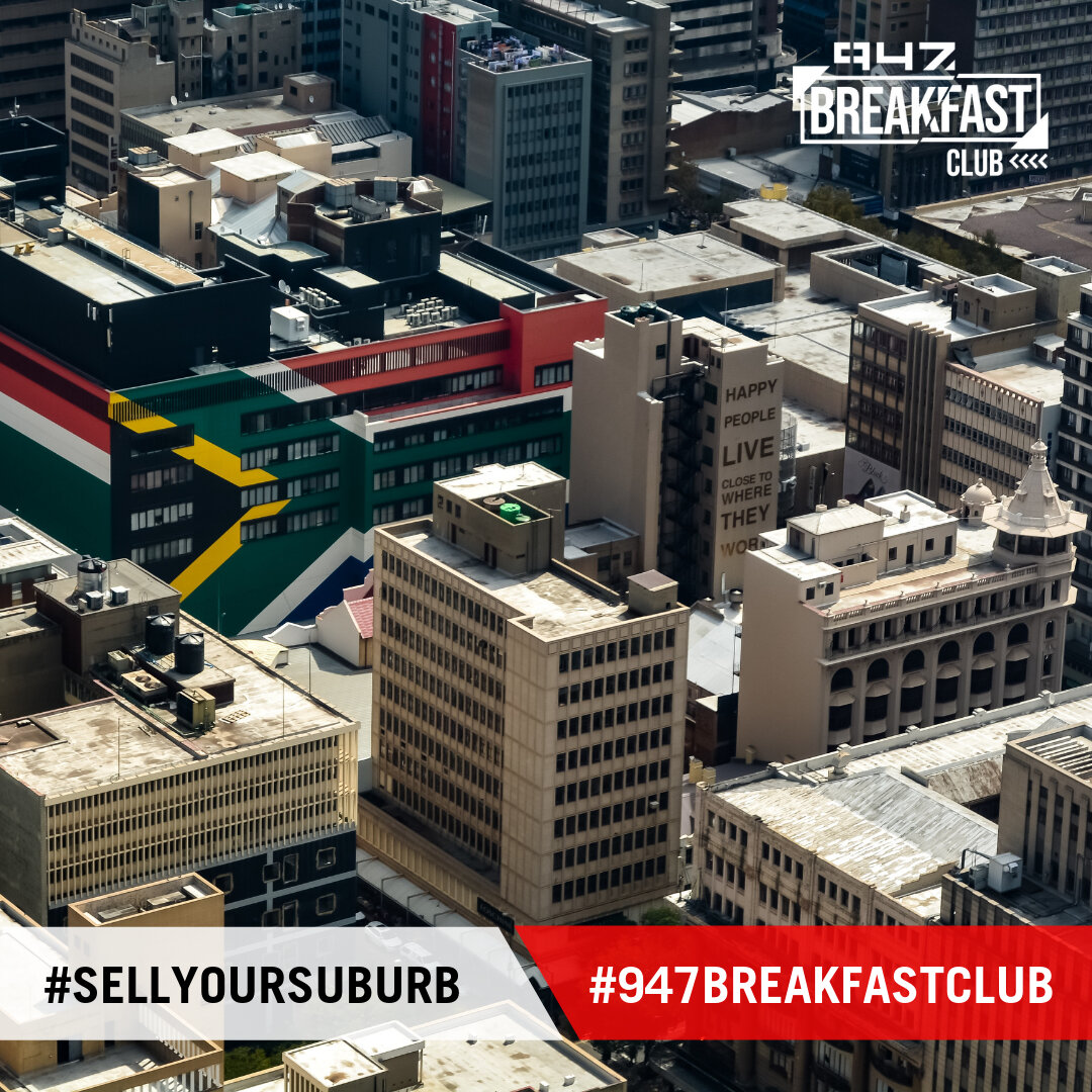 #SellYourSuburb: Centurion in the building!